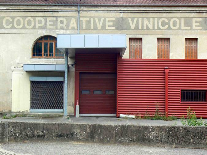 Visuel 2/2 : Cave coopérative de Saint-Donat-sur-l'Herbasse