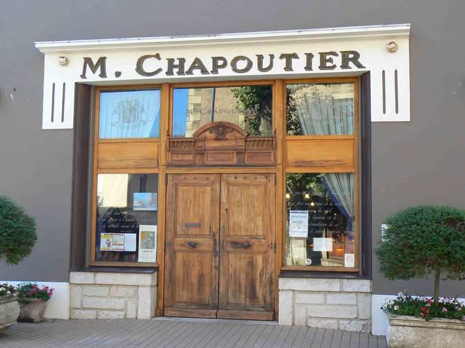 Visuel 4/4 : Caveau-espace dégustation de la maison M. Chapoutier