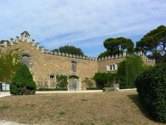 Visuel 1/2 : Château La Borie