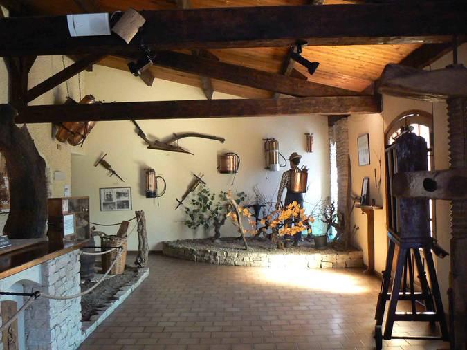 Visuel 2/5 : Musée de la clairette de Die à Vercheny