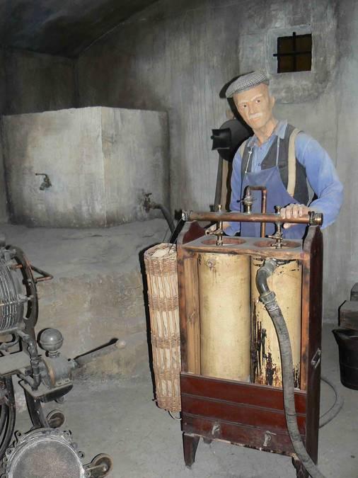 Visuel 1/5 : Musée de la clairette de Die à Vercheny