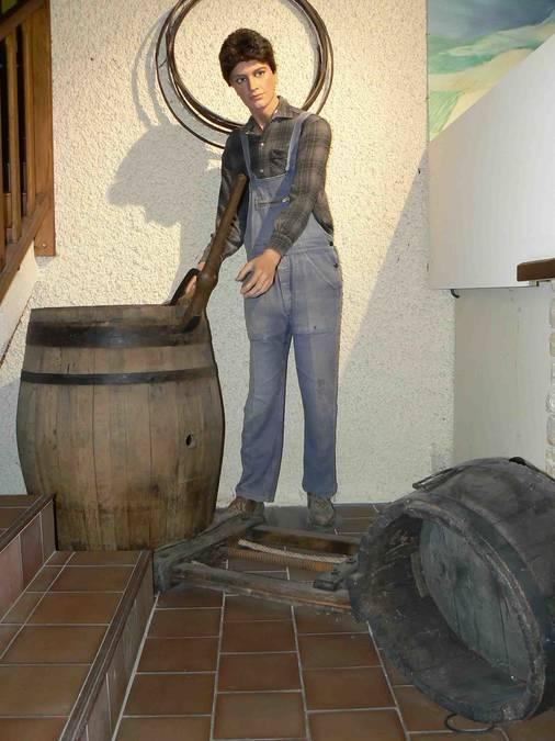 Visuel 4/5 : Musée de la clairette de Die à Vercheny