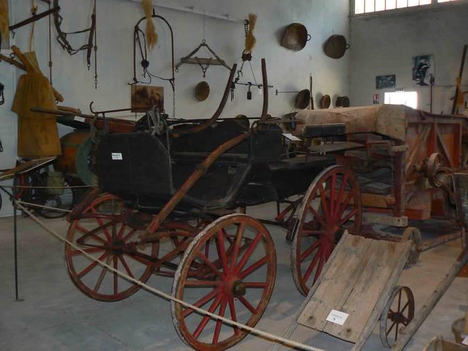 Visuel 4/4 : Lieu d'exposition de la mémoire agricole du pays de Grignan à Montjoyer