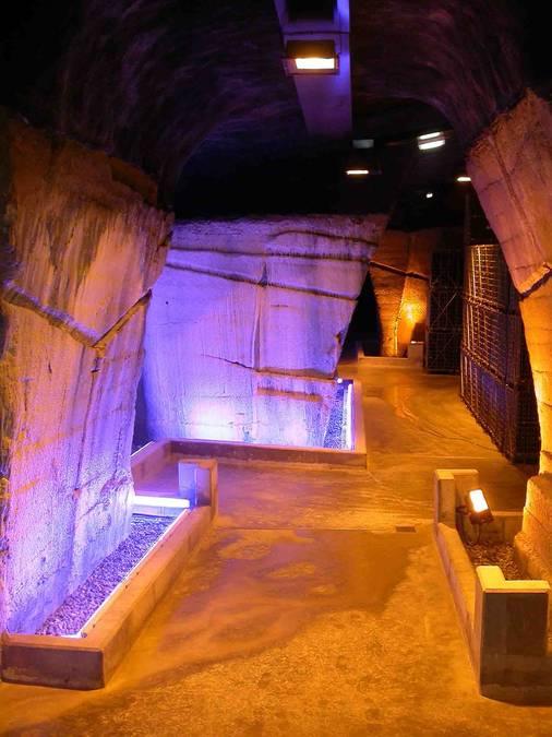 Visuel 2/2 : Carrières souterraines