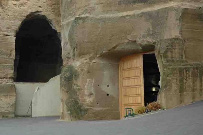 Visuel 1/3 : Carrières souterraines