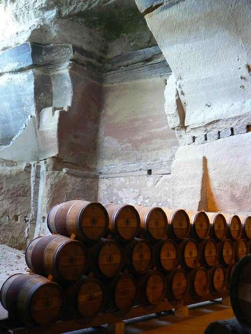 Visuel 4/4 : Carrières souterraines de Châteauneuf-sur-Isère