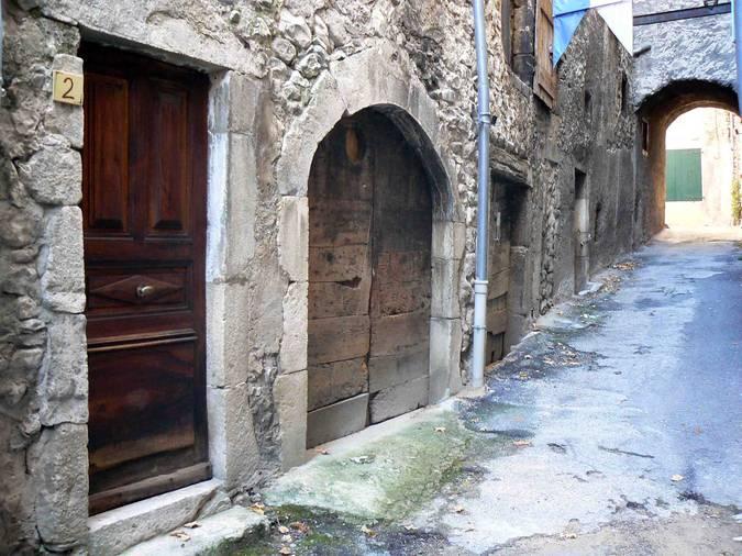 Visuel 1/4 : Cave à vin à Châtillon-en-Diois (Viol du Roux)