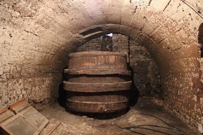 Visuel 1/4 : Cave à vin de la maison Joseph Reynaud à Die