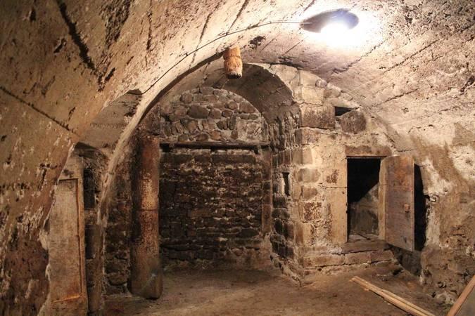 Visuel 2/4 : Cave à vin de la maison Joseph Reynaud à Die