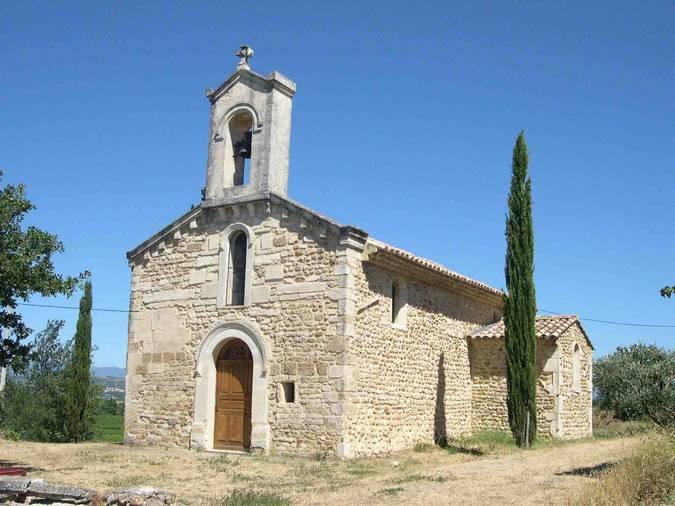 Visuel 1/2 : Chapelle Notre-Dame du Roure