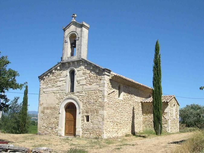 Visuel 1/2 : Chapelle Notre-Dame du Roure à Tulette