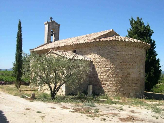 Visuel 2/2 : Chapelle Notre-Dame du Roure à Tulette