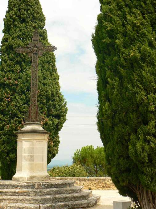 Visuel 1/4 : Croix de mission à Rochegude