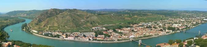 Visuel 3/3 : Coteaux viticoles à pentes