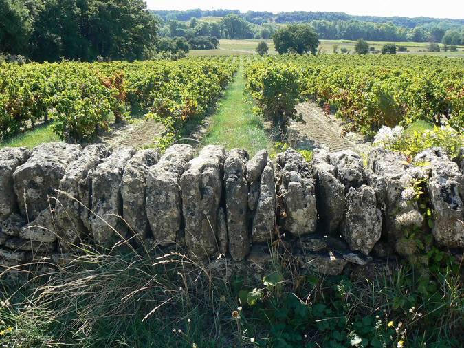 Visuel 1/3 : Murs de clôture à Grignan