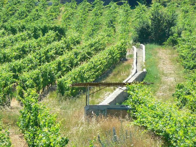 Visuel 1/4 : Canaux d'irrigation