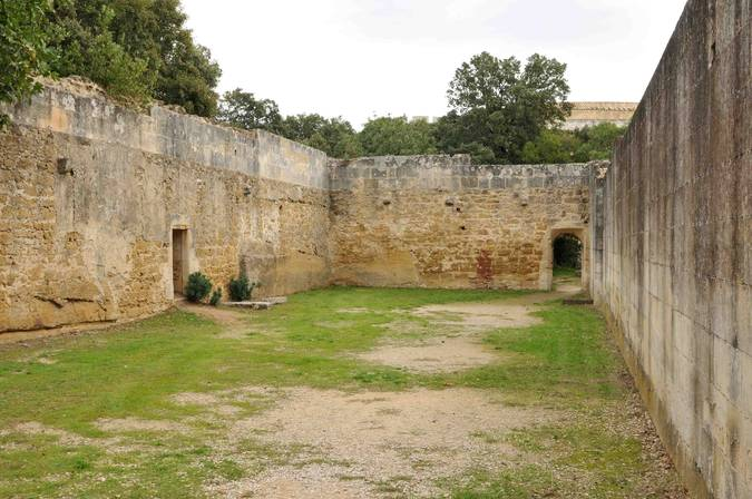 Visuel 1/2 : Jeu de paume du château