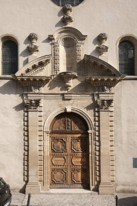 Visuel 1/10 : Chapelle des Cordeliers