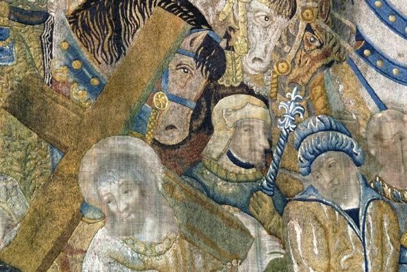 Visuel 1/2 : Tenture du Mystère de la Passion du Christ