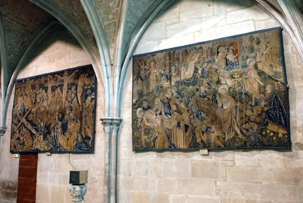 Visuel 2/2 : Tenture du Mystère de la Passion du Christ