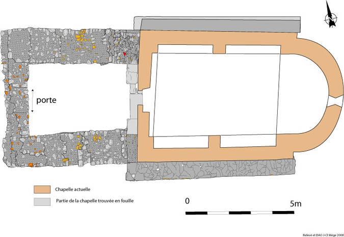 Visuel 2/4 : Chapelle de Chausan