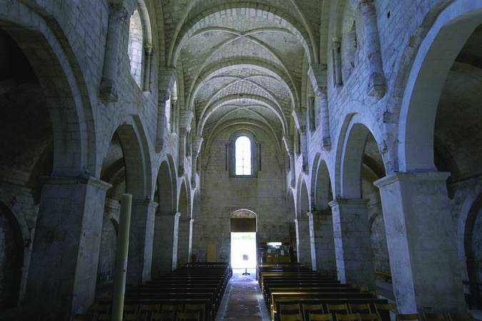 Visuel 5/6 : Ancienne abbaye cistercienne