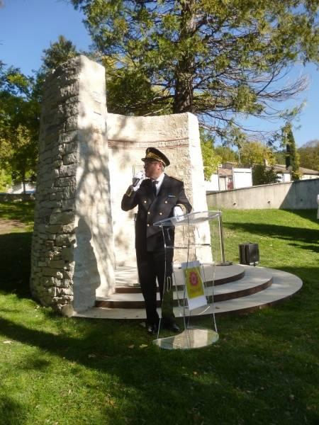 Visuel 1/1 : Mémorial de la Résistance civile