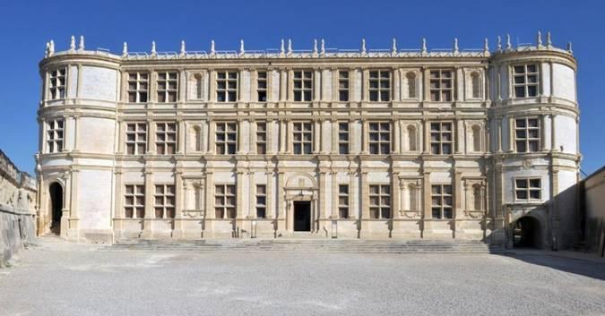 Visuel 1/2 : Château de Grignan