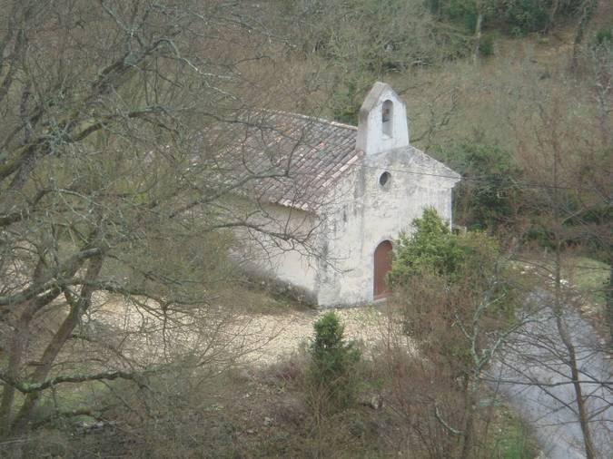 Visuel 2/3 : Chapelle saint Barthélémy de Citelles
