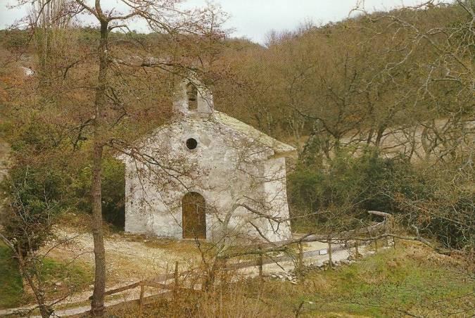 Visuel 3/3 : Chapelle saint Barthélémy de Citelles
