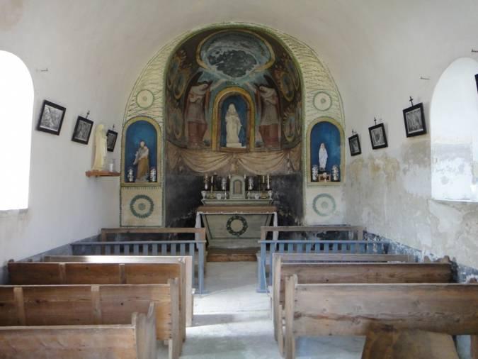 Visuel 1/5 : Chapelle Saint-Joseph du Fraysse