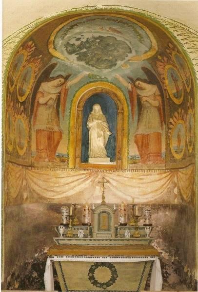 Visuel 4/5 : Chapelle Saint-Joseph du Fraysse