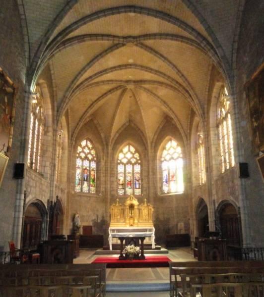 Visuel 1/2 : Église Saint-Valère