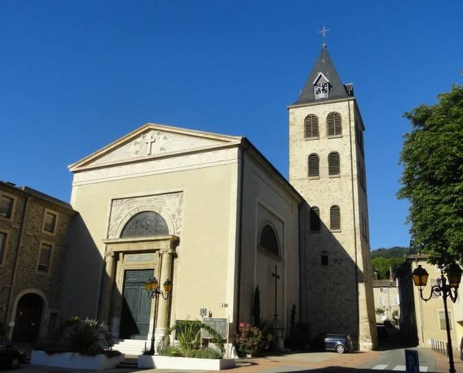 Visuel 2/2 : Église Saint-Valère