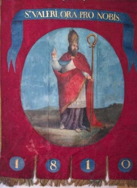 Visuel 3/3 : Bannières de procession (église Saint-Valère)