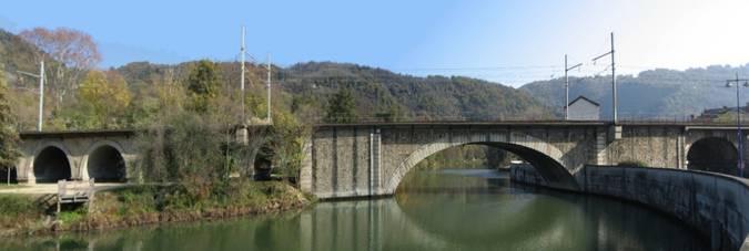 Visuel 1/1 : Viaduc ferroviaire sur la Galaure