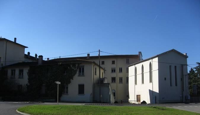 Visuel 3/5 : Hôpital (ancien couvent de Picpus et de la Nativité)
