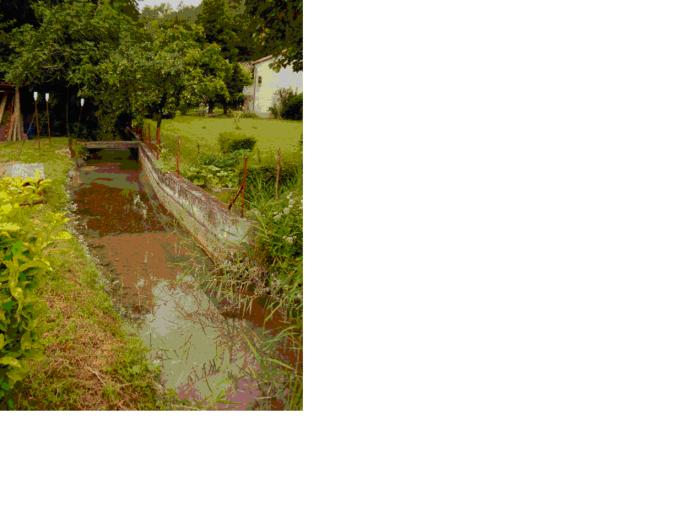 Visuel 1/1 : Canal des moulins (ou de Gervanne)