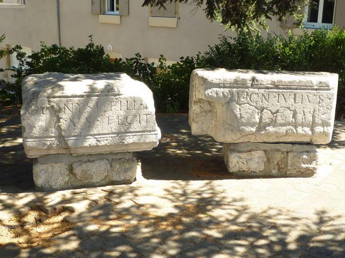 Visuel 1/1 : Mausolée romain
