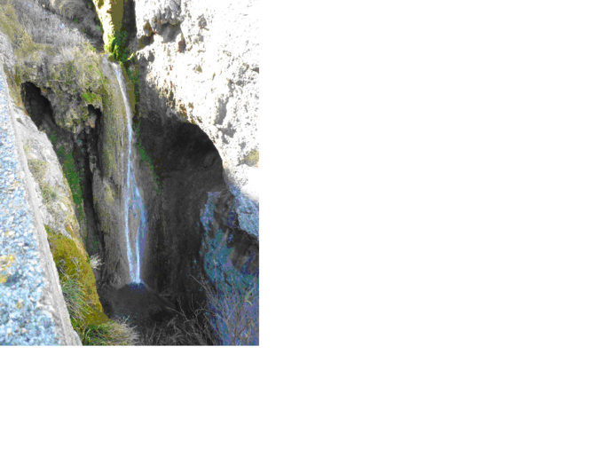 Visuel 1/1 : Cascade du Pas de Lauzens