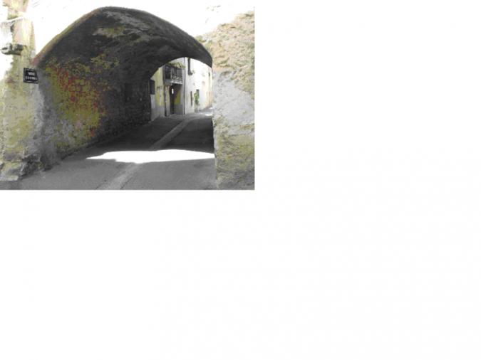 Visuel 1/1 : Passage sous voûte