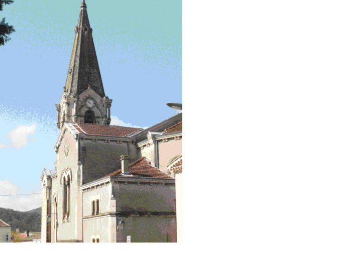 Visuel 1/2 : Église