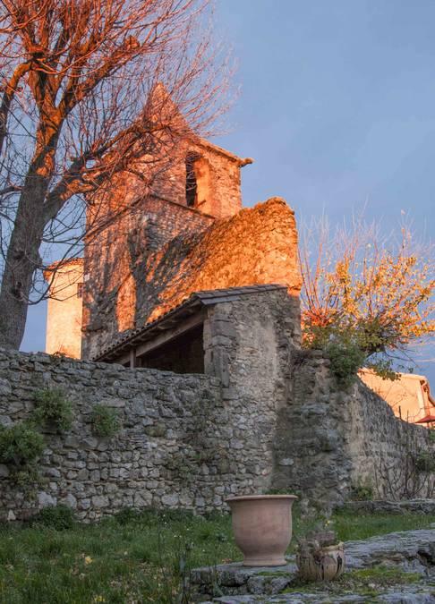 Visuel 1/1 : Ancien clocher