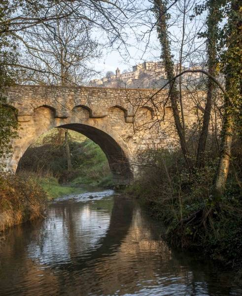 Visuel 1/2 : Pont roman