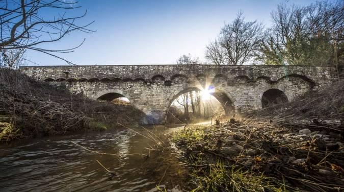 Visuel 2/2 : Pont roman