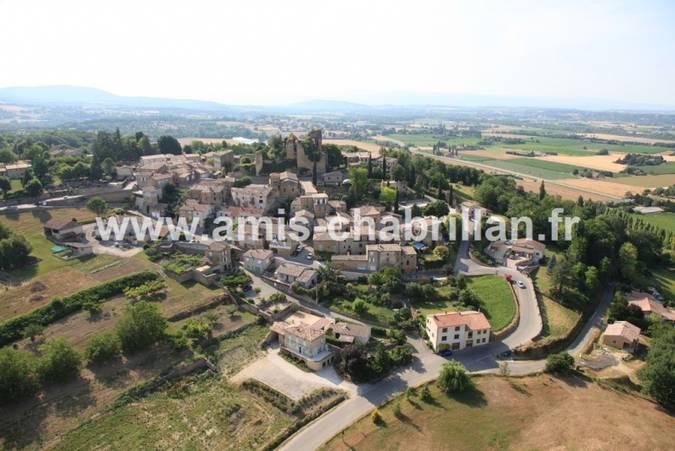 Visuel 1/1 : Commune de Chabrillan