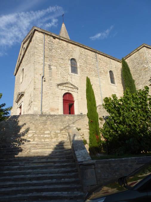 Visuel 1/1 : Eglise Saint Vincent