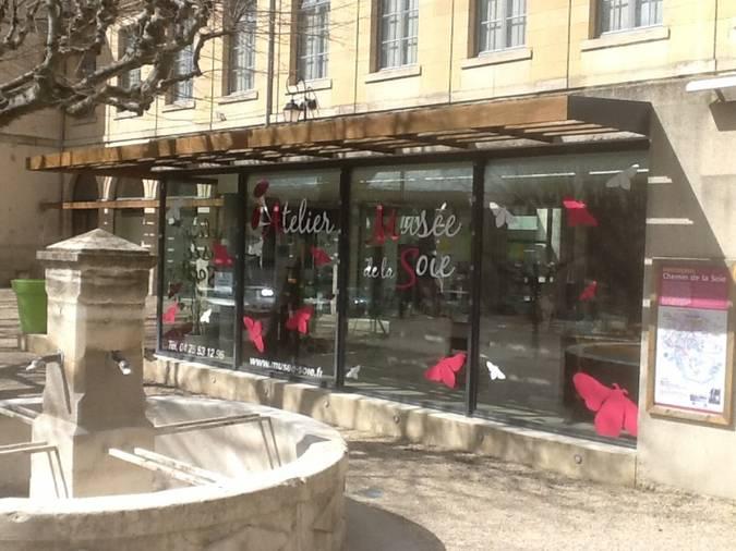 Visuel 1/1 : Atelier- Musée de la soie