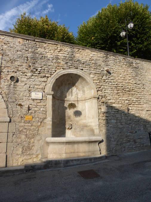 Visuel 1/1 : Fontaine du lavoir