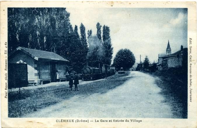 Visuel 3/3 : Gare du tramway ligne Romans-Saint Donat